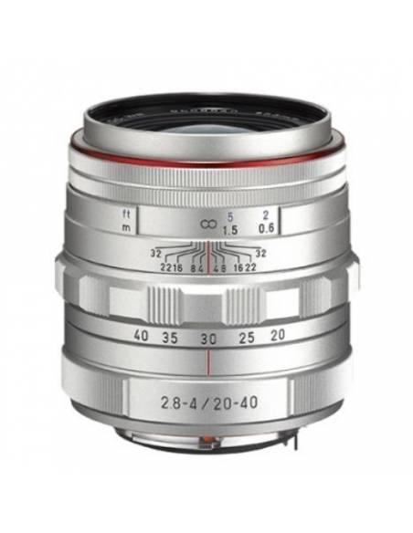 PENTAX 20-40mm F2.8-4 ED DA Limited DC WR SILVER