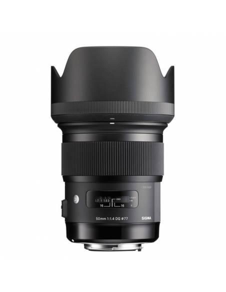 SIGMA 50mm F1.4 DG HSM ART para CANON